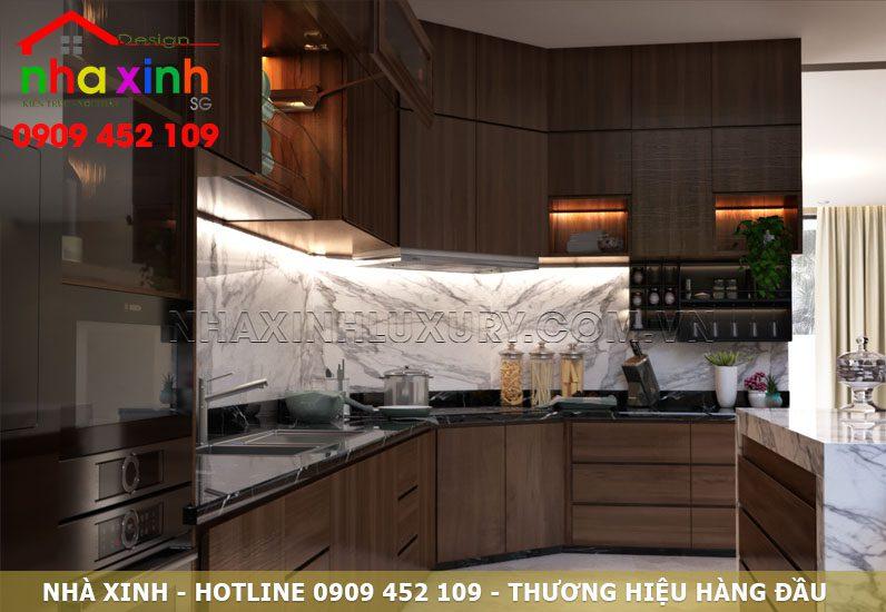 Phòng bếp view 02