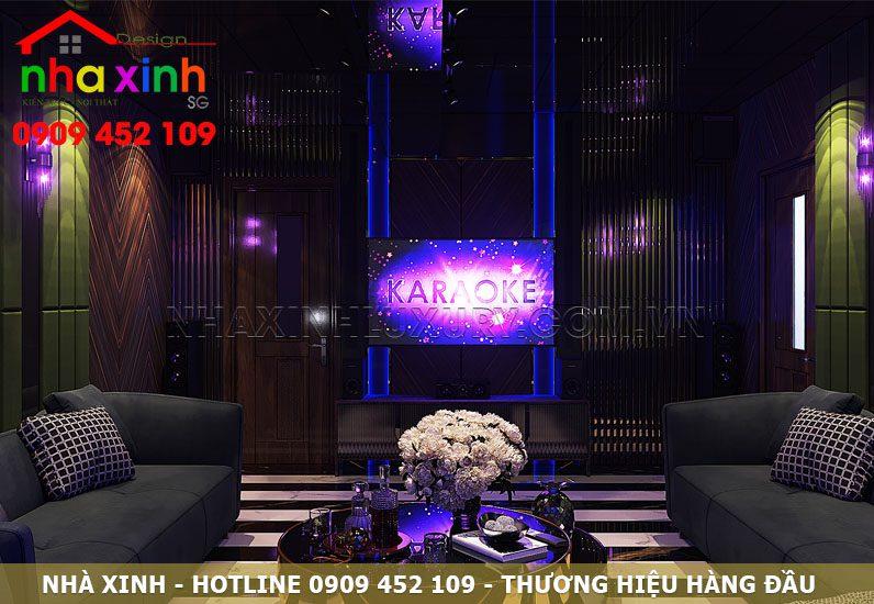 Phòng karaoke view 02