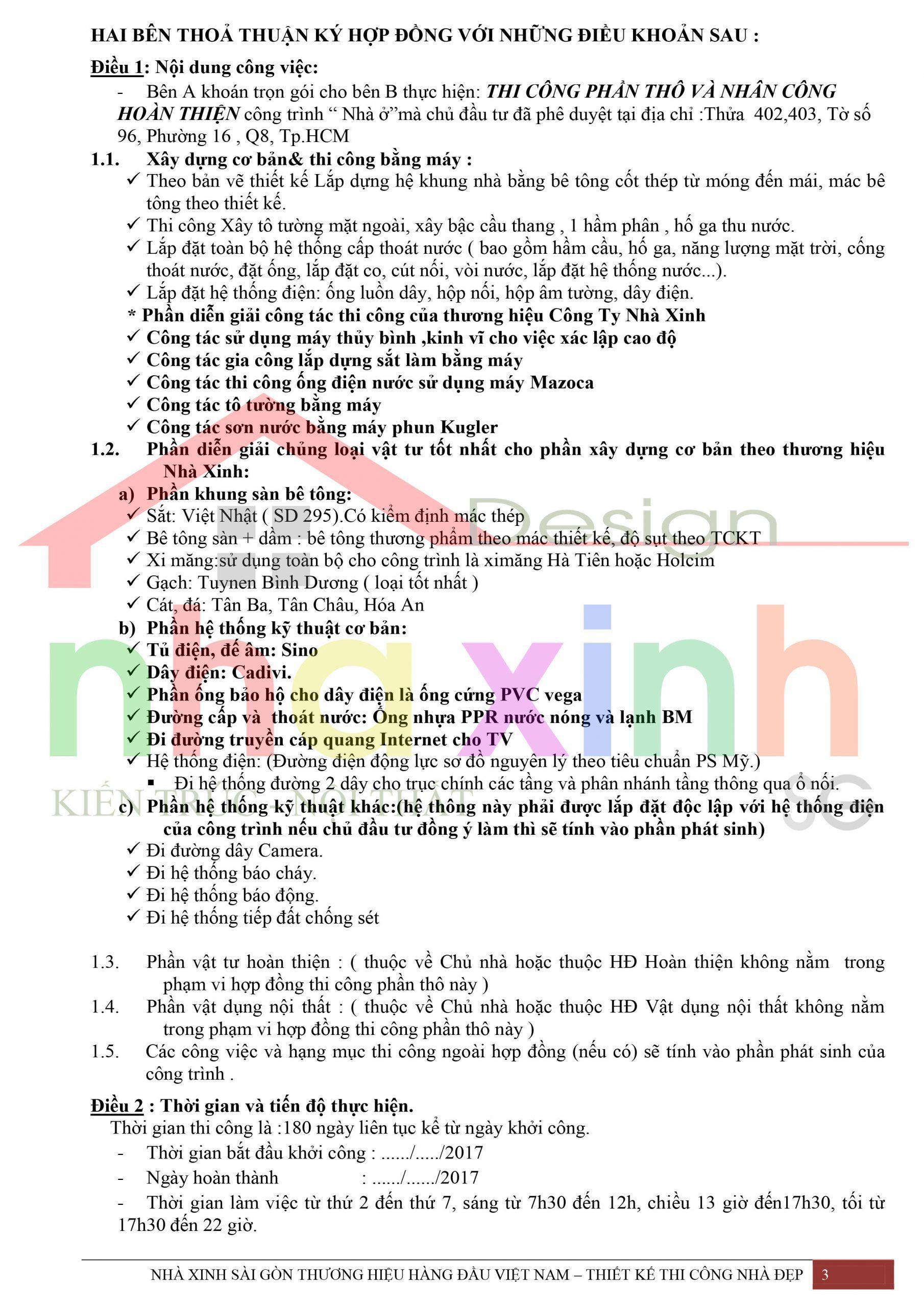 Mẫu hợp đồng phần thô Nhà Xinh 3 scaled