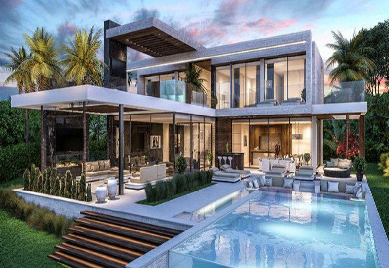 Thiết kế kiến trúc 2 tầng đẹp